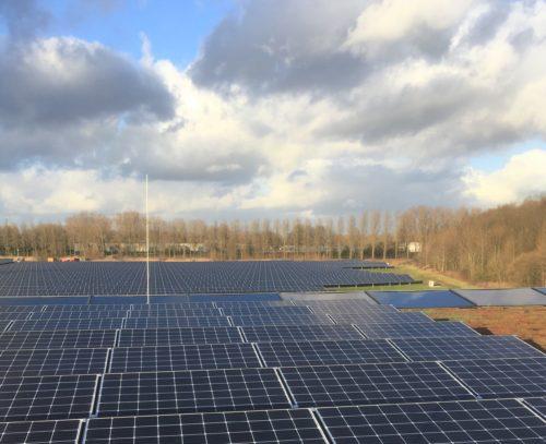 Groene waterstof uit Nieuwegein
