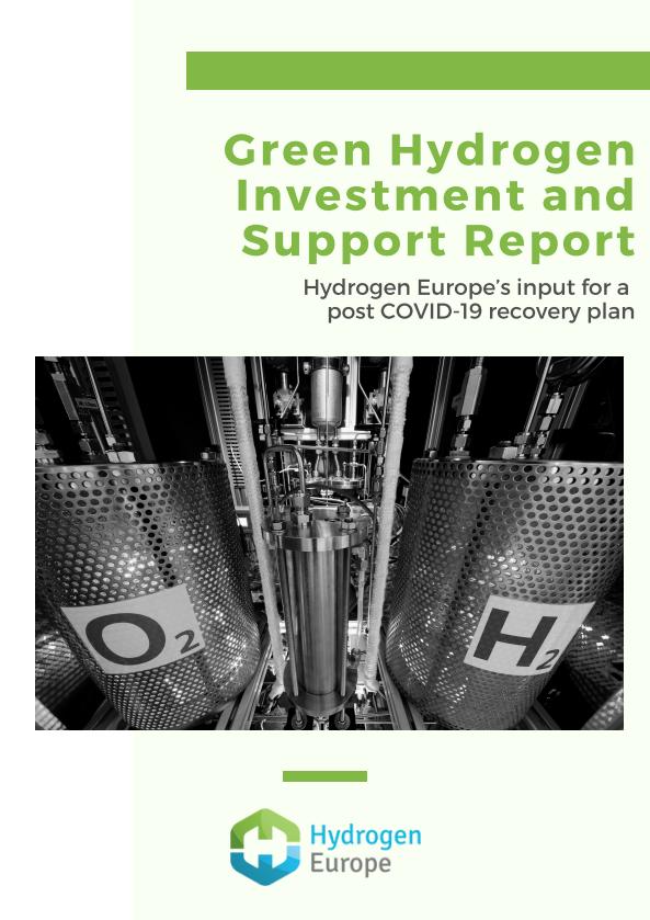 Het rapport van Hydrogen Europe