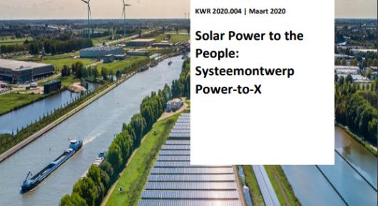 Systeemontwerp Power-to-X: sleutel naar toepassing van groene waterstof